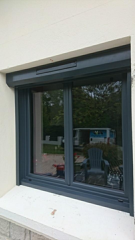 pose de fenêtres aluminium à Poitiers - Menuiserie Vriet et Fils